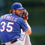 .@Rangers #ColeHamels Has Experience For Game 2 Start: http://t.co/UQOLFeATkV (Photo by Leon Halip/Getty Images) http://t.co/Rr0bd7smSW