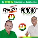 En Bosconia #seguimosPorBuenCamino con @FrancoOvalle gobernador y Poncho Restrepo alcalde. http://t.co/aZzKb10lTA