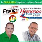 En Chiriguaná #seguimosPorBuenCamino con @FrancoOvalle gobernador y Hernando Arévalo alcalde. http://t.co/vqgwsJV51e