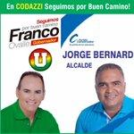 En Codazzi #SeguimosPorBuenCamino con @FrancoOvalle gobernador y Jorge Bernard alcalde. http://t.co/bxAaauRfkP