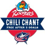 We are proud to announce that we are the new sponsor of the #CBJ Chili Chant. http://t.co/znsAASj0Px
