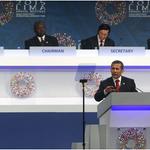 Presidente Humala destacó creación del #MIDIS cuyos programas sociales cubren ciclo de vida de las personas #Lima2015 http://t.co/4rKKaIj4wo
