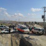 المواجهات شرق #الشجاعية #انتفاضة_القدس http://t.co/9JlcS3eNkh