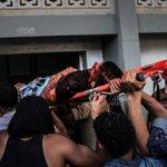 7شهداء و118 مصابا بالرصاص في الضفة وشرق غزة غزة: 6 شهداء و62 الضفة: شهيد و56 مصابا http://t.co/eYELUAJGtD