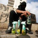 Photos of today clashes. #ThirdIntifada #Palestine #فلسطين_تنتفض http://t.co/4hYU07HFHb