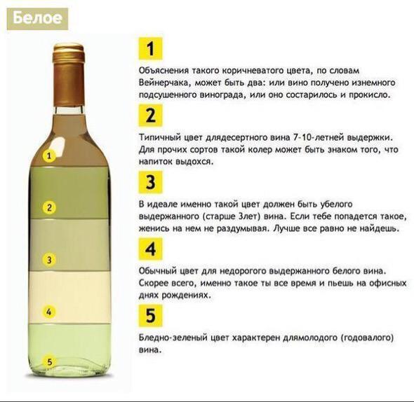 Как проверить качество домашнего вина в домашних условиях