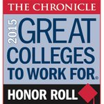 """#UCO named """"Great College To Work For"""" by @chronicle for the 7th time in 8 years. http://t.co/cg7SDTaWDR http://t.co/6rubFOoLJY"""
