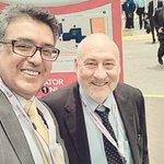 Con Joseph Stiglitz @stiglitzian Gran encuentro en el Centro de Convenciones. @larepublica_pe #Perucapitaleconomica http://t.co/5Qp0UbQOuj
