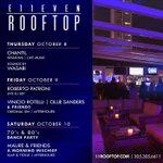 Weekend Line Up! #OriginalSin #11Rooftop #11Miami #Miami #NightLife #TechHouse #HouseMusic #AfterHours #AfterParty http://t.co/KfyP4TZPBW