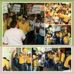 Simpatía y apoyo en la #TomaDelCentro nos manifestaron comerciantes de este sector de Valledupar. #SúmateAlCambio http://t.co/NGCQyNXFRy