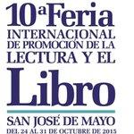 La Feria del Libro de San José (Uruguay) cumple 10 años, con María Dueñas como invitada internacional, 24-31 octubre http://t.co/z4y1myB8Rr
