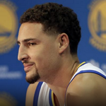 """Klay on Doc Rivers saying the Warriors got lucky: """"I'm pretty sure we smacked them."""" http://t.co/qMihdN8g9P http://t.co/XvlfyUZa7d"""