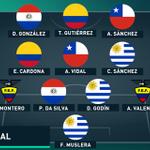El equipo ideal de la primera fecha de las Eliminatorias http://t.co/BYUHfwhchB http://t.co/BBjUidz8Ek