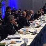 Empieza la reunión ministerial sobre financiamiento climático en #Lima2015, a 50 días de @COP21 @LimaCop20 http://t.co/3irjSdcWYV