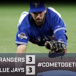 All square as play begins in the 3rd. #ComeTogether http://t.co/lyiaoe91xd