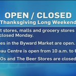 What is open and closed in the capital this holiday Monday #ottnews http://t.co/BaS52jzdDs http://t.co/2gUUaHKih6