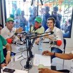 Presentamos nuestro plan de gobierno a los oyentes de Universal Stereo FM de Pailitas. Queremos seguir x Buen Camino http://t.co/PSGDfRn346