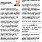 Superbe papier de Laurent Rebeaud sur le #revenudebase: un pari #libéral et #humaniste #rbi #CHvote #EF2015 http://t.co/Qhtumj7iCN