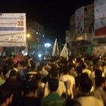 مسيرة نصرة الضفة و القدس من خانيونس ✌️✌ http://t.co/AEQTybqJz2
