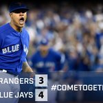 The 6th inning begins with the @BlueJays out in front! #ComeTogether http://t.co/MUQySNkWP6