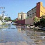 via @camichelangeli: #Barcelona inundada en aguas negras por todos lados! http://t.co/EpIfVE198c
