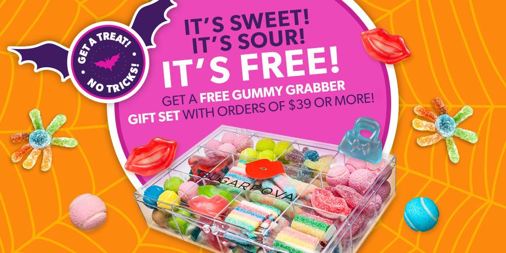 RT @Sugarpova: Attention gummy #candy lovers! Get a free gift from #Sugarpova for a limited time! http://t.co/gTCYC7nRVo http://t.co/tt4duz…