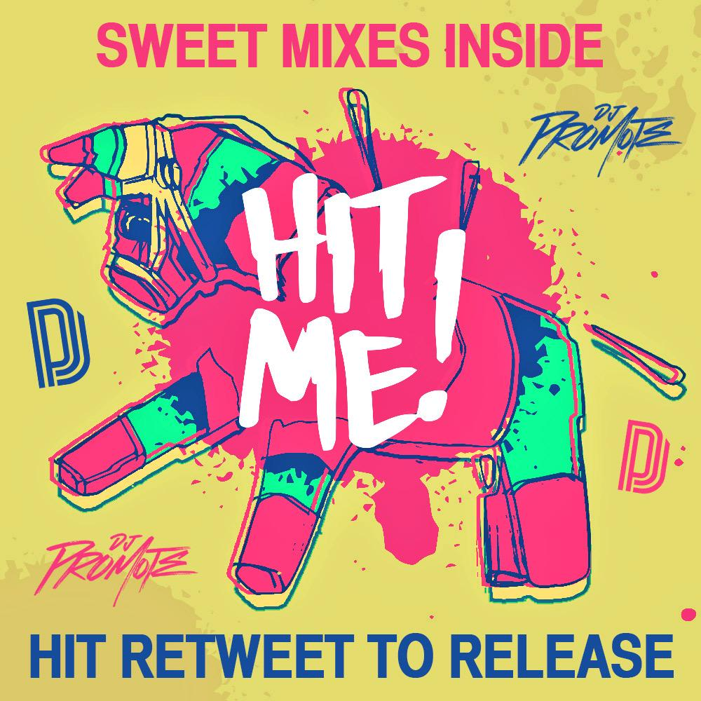 Retweet and tag your friends for sweet mixes! #ReleaseTheParty and help me get 3000 hits on all social media! http://t.co/81xHRM7JG5