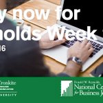 There's 1 week left to apply for Reynolds Week 2016. Visit http://t.co/Aq1gpnuKzr to register today. http://t.co/GDHbBw2h3a