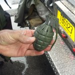 Heres a photo of the toy grenade that prompted the shutdown of I-95. http://t.co/gRU0QfIUZR