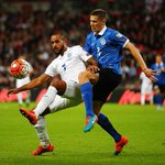Congratulations to @theowalcott on his goal for @england against Estonia in their Euro 2016 qualifier! http://t.co/StUiYwuhe5