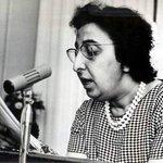 في مثل هذا اليوم 9 تشرين الأول عام 2007 توفيت الدكتورة نزيهة الدليمي أول وزيرة في تاريخ #العراق والعالم العربي ..! http://t.co/jOyCUSdK7w