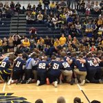 @WausauWestFB We Believe in Wausau West!! #warriorpride #football #spirit #homecoming2015 http://t.co/lt7FVur7T9