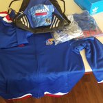 Precciate @beaty_david and @KU_Football for the package and keeping up to date with the gear! #RCJH #KUFB http://t.co/kxB67eMhrm