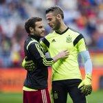 Congratulation to Juan Mata dan David De Gea yang lolos kualifikasi Euro 2016 bersama Spanyol! http://t.co/Ib5ZtcqUjC