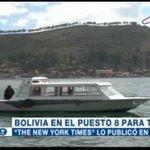 Bolivia está en la lista de mejores lugares para visitar publicada por el New York Times https://t.co/vjBkJZZxEs http://t.co/vLmbfohGgB