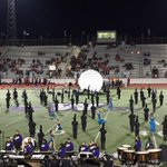 I spy a full moon! #wildcatregiment http://t.co/s3YYH0cv5o
