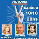 Mañana junto a los compañeros del FPV estaremos en el Departamento de Junín #Mendoza @grcarmonac @MSevilla2015 http://t.co/5TI10QNWcA