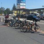 RT paul_scott_: Has #Newcastle hit peak bicycle? Racks choc outside Marketown (again). http://t.co/8FN1NIyvww