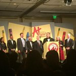 MD teacher of the year Ryan Kaiser receives his well deserved honor. Baltimore is so proud of you! http://t.co/nV7u578uXw