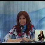 [AHORA] #CadenaNacional de @CFKArgentina desde Río Gallegos > http://t.co/EeN5A0m15V http://t.co/MgRcOgQV97