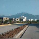 En servicio primer tramo calzada Av Sierra Nevada una verdadera mejora en movilidad @alcaldiavpar http://t.co/WRbIatBjSm