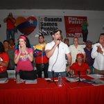 Nos sentimos orgullos de tenener como candidata a una gran aliada del Cmte. Chávez @marypilih #PaLaAsamblea http://t.co/Y14vBi4OLz