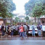 Estudiantes exigen renuncia de la decana de Ingeniería http://t.co/JGqBLtAVwL (Foto: @kraforr) http://t.co/KCJwwCYT5t