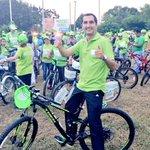 Preparado para el  #CicloPaseoNocturno !! Los espero !! #Montería  @MarcosDanielPG #MonteriaAdelante http://t.co/dmoeqdgBbU