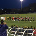 Richmonds night out with The Monarchs! @ODUWomensSoccer @ODUSports #ODUSports http://t.co/QB5gNj6Vle