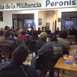 Reunión del comando del distrito centro junto a @lukasilardo y todos los sectores del peronismo unido #Scioli2015 http://t.co/xcaXVhGNXl