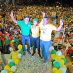 Gran cierre d campaña d candidata a alcaldía d Curumaní x Opción Ciudadana, Laura Herrera. Gracias x el recibimiento http://t.co/dkGlYdY7yp