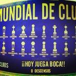 ¡¡HOY JUEGA BOCA!! http://t.co/WHUs5c2CeC