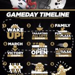 Your #UCONNvsUCF GAMEDAY timeline is here! *Screenshots encouraged ???? #ChargeOn http://t.co/F02EsfC7YK