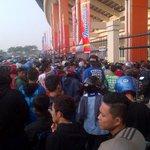 @tribunbobotoh wayah gini di jalak hareudang :) #PersibDay http://t.co/xweqtPV2Dx